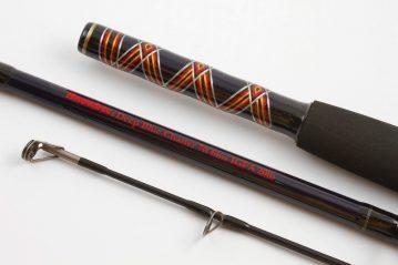 Snowbee Deep Blue Charter Rods three piece