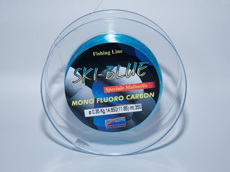 Tubertini SKI-BLUE mono-fluorocarbon spool