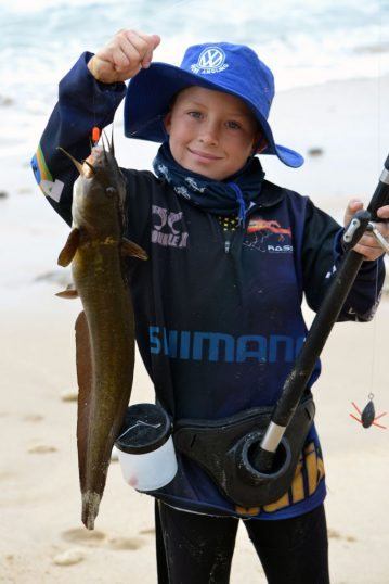 Daniel Dickinson South Africa catfish