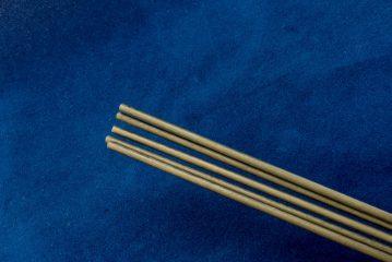 the carbon fibre tube stems
