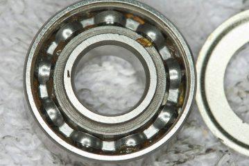 Shimano Tyrnos 10 Strip Down Maintenance open bearing
