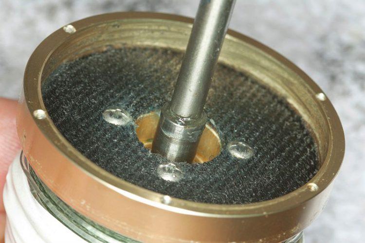 Shimano Tyrnos 10 Strip Down Maintenance drag washer