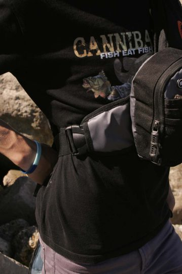 Savage Gear Roadrunner Gear Bag strap