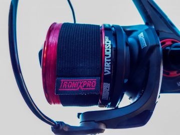 Tronixpro Virtuoso ST 8000 Reel spool band