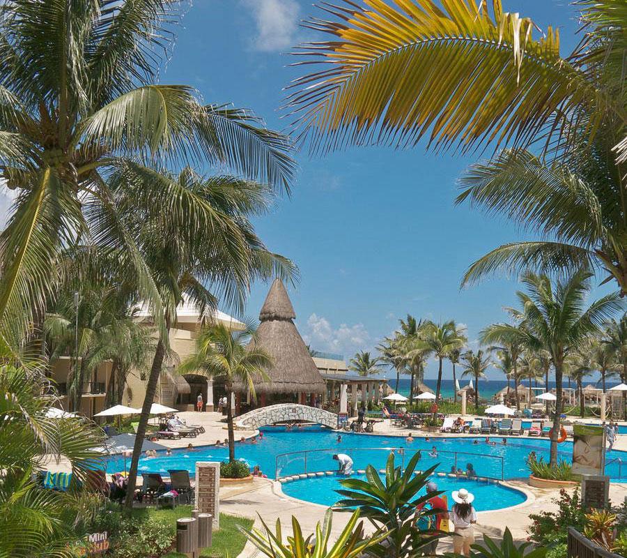 The Catalonia Riviera Maya spa resort