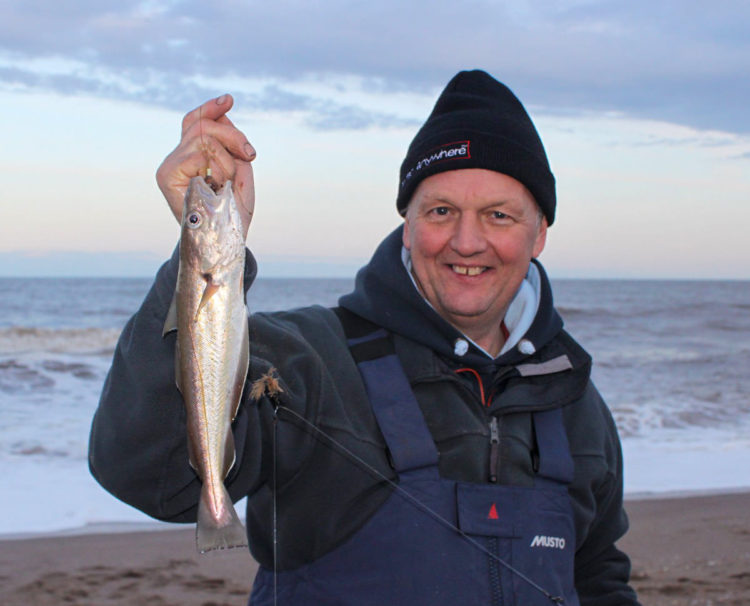 Grimsby ace Karl Nangle fished brilliantly in the latter stages to pull himself up into third place