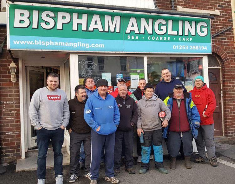 Bispham Angling League 2019