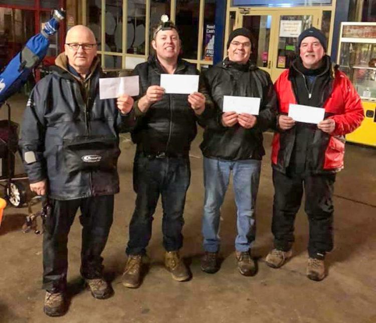 Walton Sea Angling Clubs winners