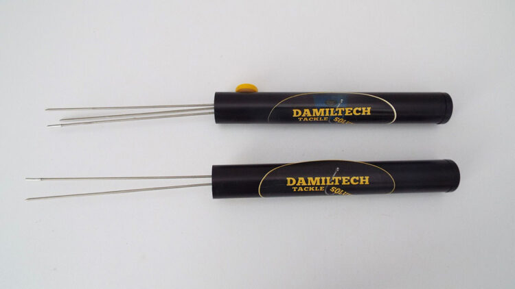 Damiltech Bait Up Fork two and three prong versions