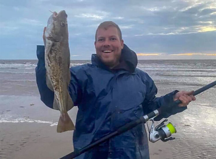 Nice cod for Rick Thistleton
