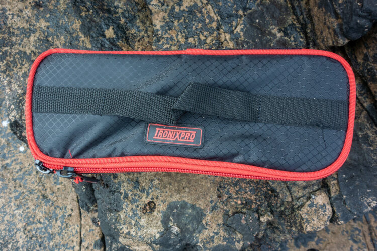 Tronixpro lead bag top