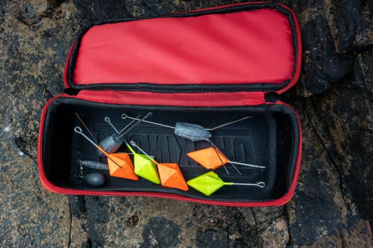 Tronixpro lead bag inside