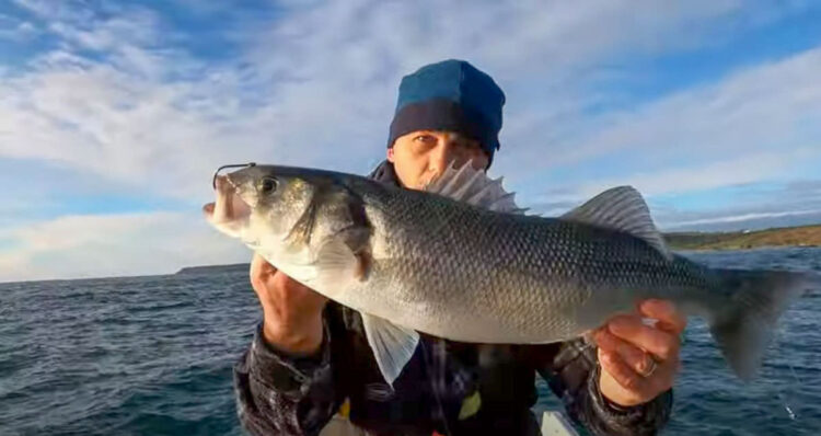 winter bass