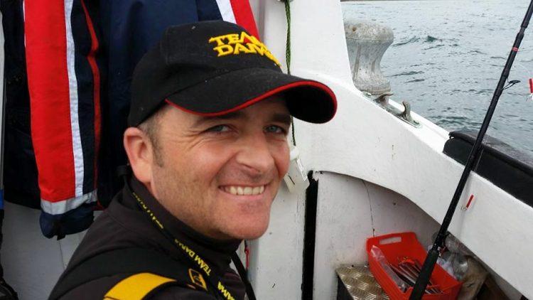 European Champion 2015 Scott Gibson