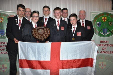 England Under-16-team