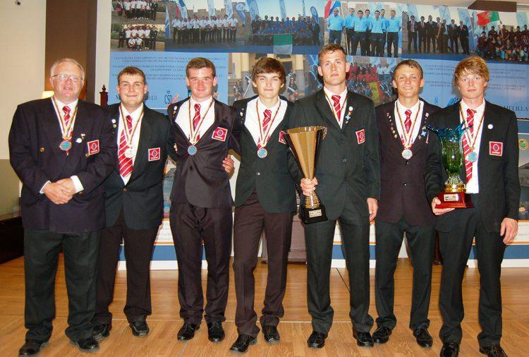 England youth team