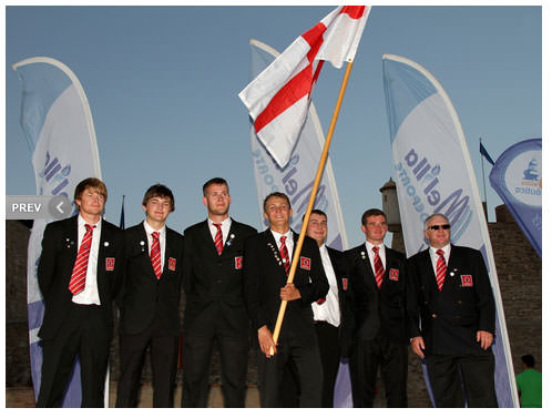 england youths