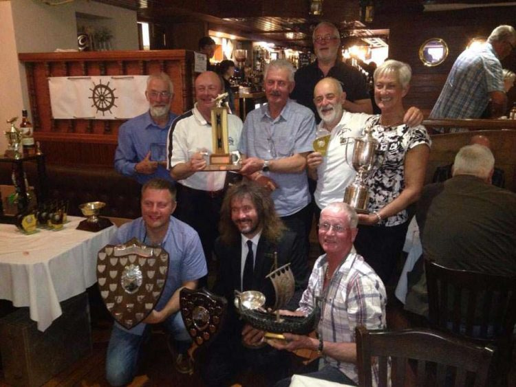 the prize winners