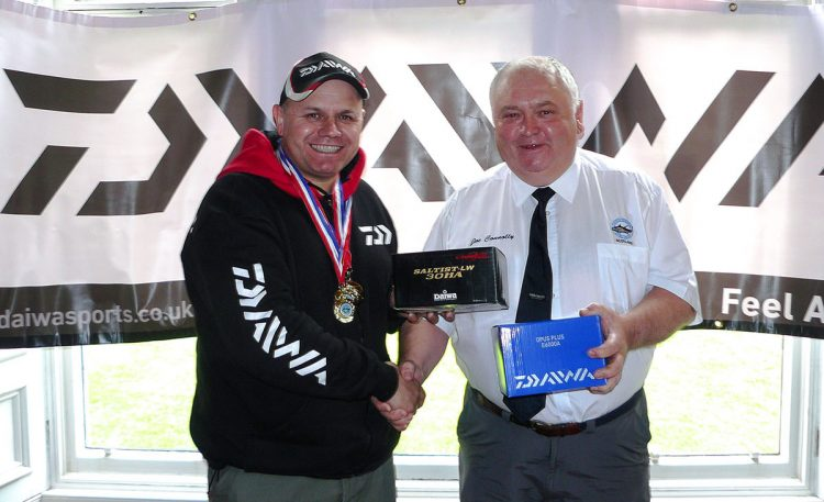 EFSA Cod Champion – Steve Souter