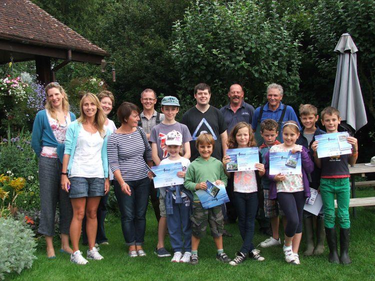 Children-staff-and-coaches-at-Albrighton-Trust
