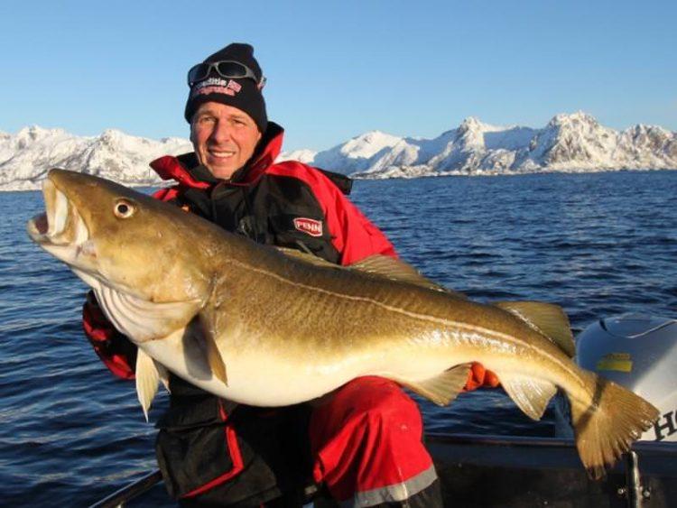norway boat cod