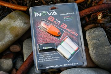 The packaged Inova Bait Binder