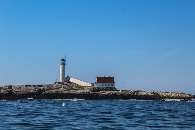 Lighthouse Isles of Shoals