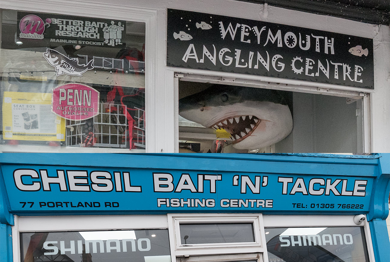 Weymouth and portland anglers spoiled for choice planet for Fishing store portland