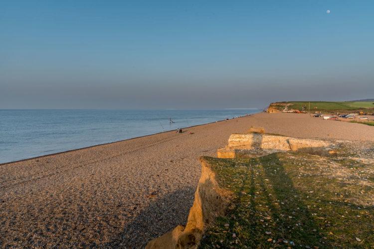 Weybourne shingle beach